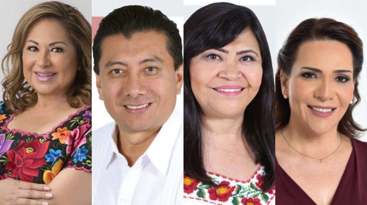 DESASTROSO Y VERGONZOSO PAPEL DE LA INMENSA MAYORÍA DE LEGISLADORES FEDERALES SALIENTES.