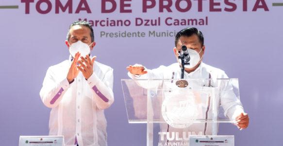 ESPERANZA DESPIERTAN EN LA GENTE NUEVAS ADMINISTRACIONES MUNICIPALES.